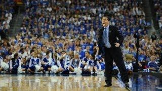 2010 NCAA Basketball  Regional Semi Finals  Cornell  Kentucky
