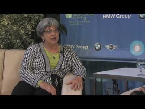 Susan Brown, California Energy Commission - Hub Culture Interview at GGCS3