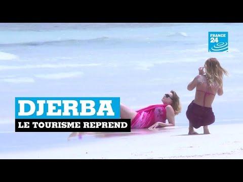 """Le tourisme reprend à """"Djerba la douce"""""""