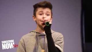 Bars and Melody - Keep Smiling  (Live at Hussain