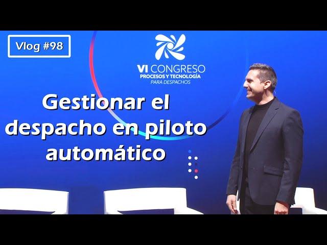 #98 Gestionar el despacho en piloto automático