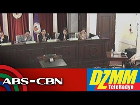 DZMM TeleRadyo: De Lima may seek Supreme Court help against 'persecution' (part 2)