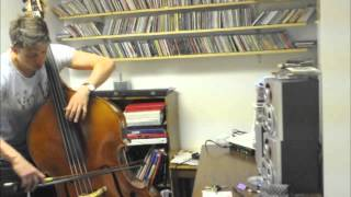 Double bass string demo between Thomastik Belcanto and Pirastro Evah Pirazzi (weichs)