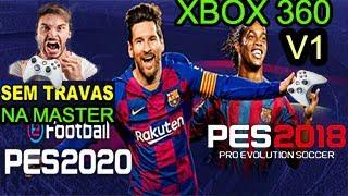 eFootball PES 2020 PES 2018 XBOX 360 V1 REBAIXAMENTO E NOVOS GRAFICOS APENAS 5,99