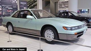 Nissan Silvia Q's 1988 S13 : Light Green
