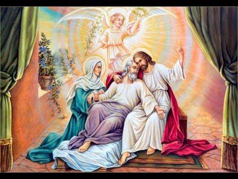 مديح القديس يوسف النجار - يوسف البار