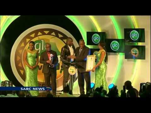 Yaya Toure wins African Footballer of the Year award