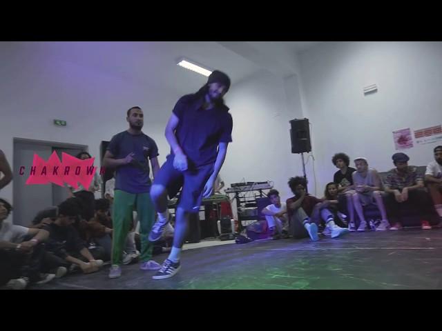 TAAZ vs CHAKROWN ♣ 1vs1 Breaking TOP 16 | Breakreate X Urban Whyz Festival 2018