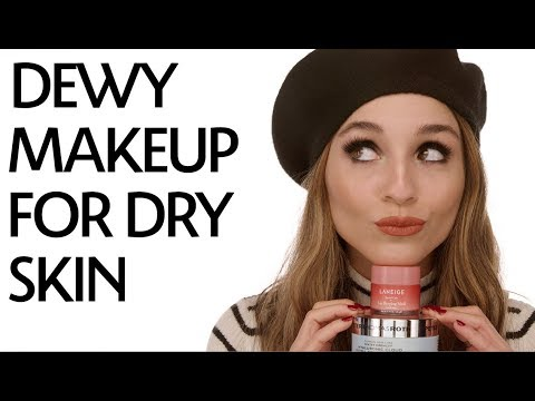 Get Ready With Me: Dewy Makeup for Dry Skin   Sephora