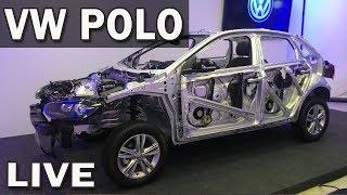 Video NOVO VW POLO 2018 | LIVE | PREVIA #1 | BRASIL download MP3, 3GP, MP4, WEBM, AVI, FLV Juli 2018