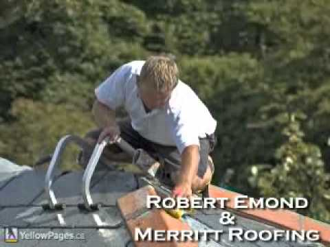 Robert Emond & Merritt Roofing - Winnipeg