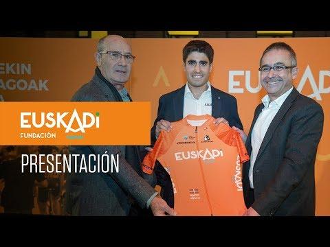 Presentación de la Fundación Euskadi 2018