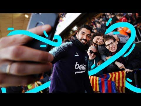 FULL STREAM | Barça's open-door training session