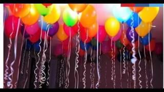 видео Как надуть шарики гелием в домашних условиях?