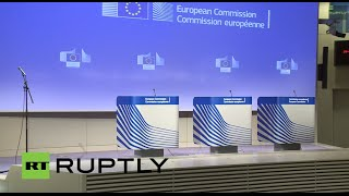 LIVE - Russia, EU, and Ukraine continue gas talks in Brussels: press conference