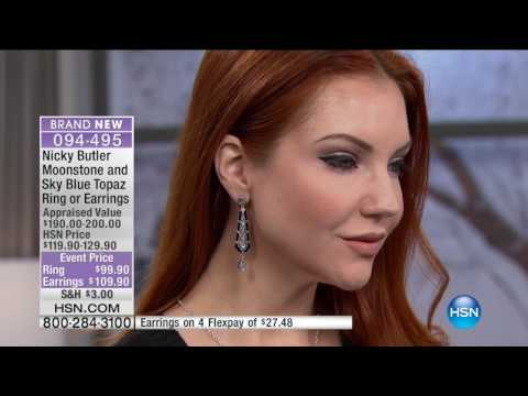 HSN | Silver Designs By Nicky Butler Jewelry 01.18.2017 - 11 AM