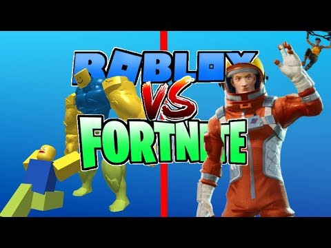 Why Is Fortnite Better Than Roblox Roblox Vs Fortnite Youtube