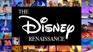 The Disney Renaissance Explained