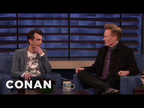 Jay Baruchel & Conan Abhor The Sun - CONAN on TBS
