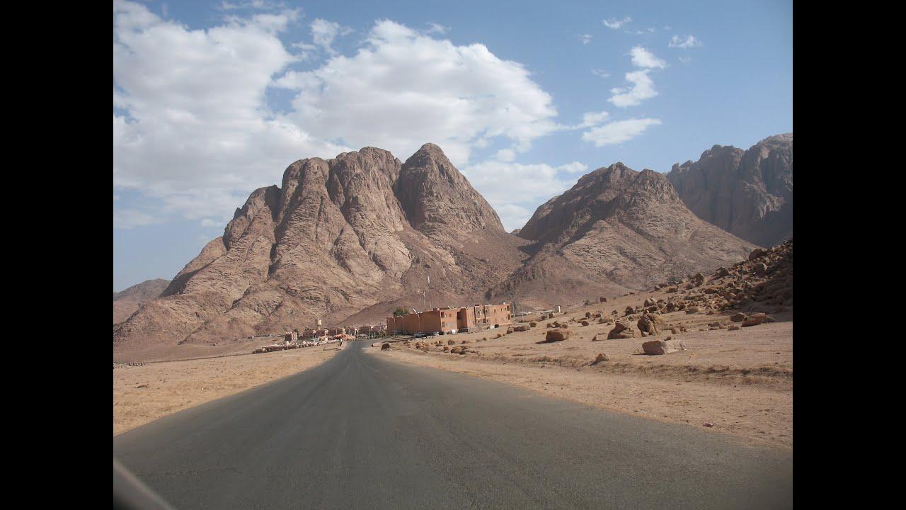 Monte Sinaí Moisés NEOATIERRA
