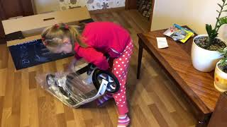 ормат назви вашого відео — «Розпакування Самоката Globber One NL 205из Rozetka.com.ua»