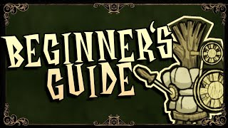 EASY Starter Guide f๐r Beginners | Don't Starve Together