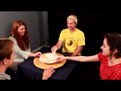 How To Play Pizza Roulette (and other terrible games)