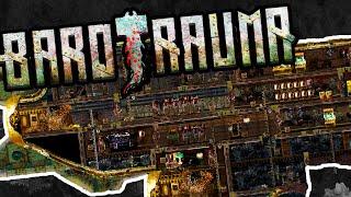 Barotrauma CO-OP | NO DEATHS? - Ep. 11 | Let's Play Barotrauma Gameplay.