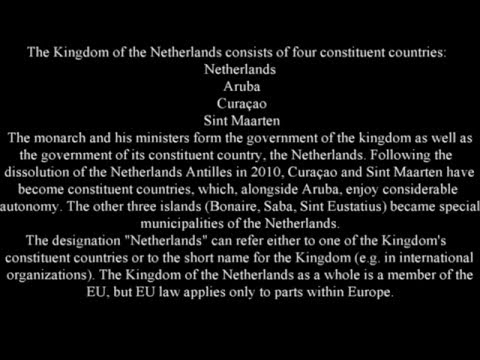 Netherlands – Kingdom of the Netherlands
