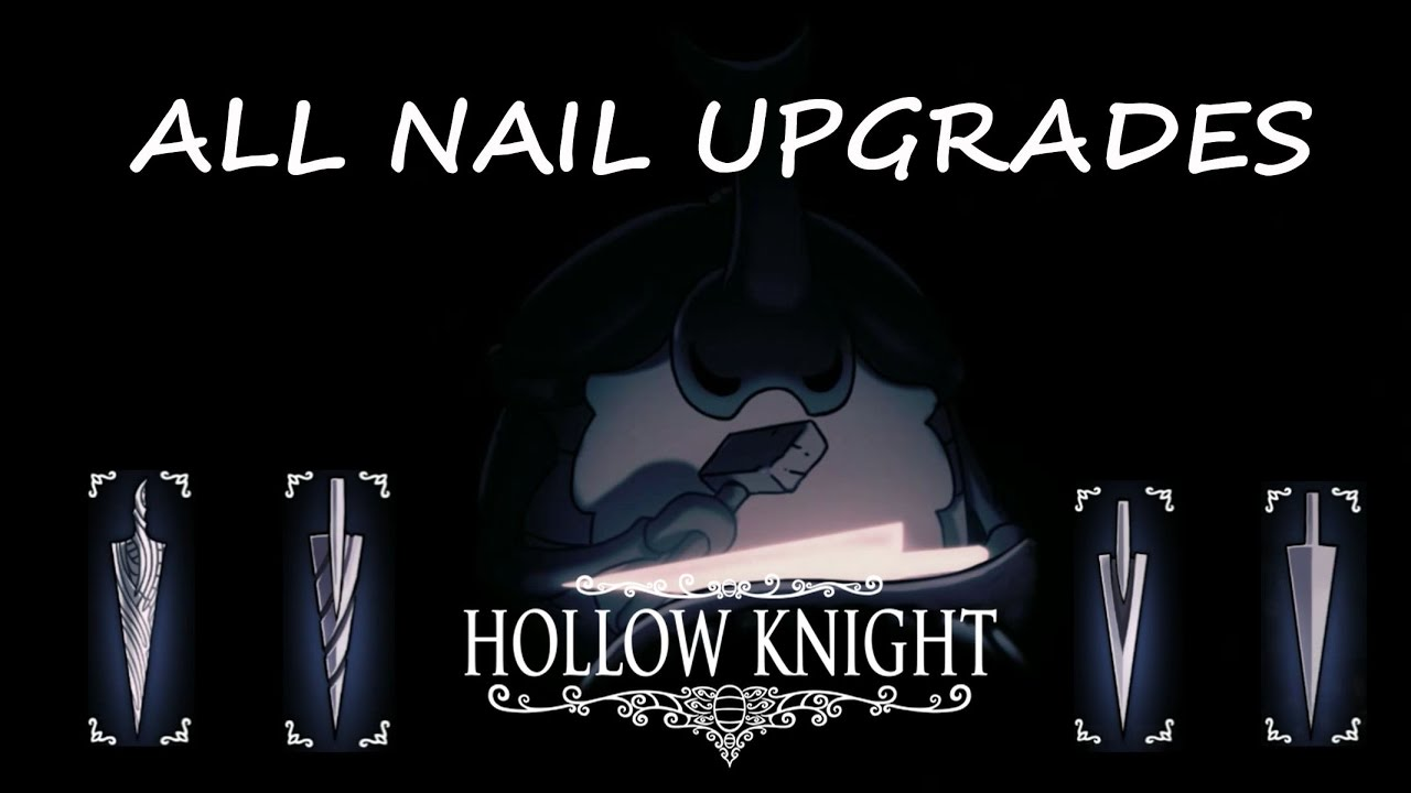 Hollow Knight-All Nails - YouTube