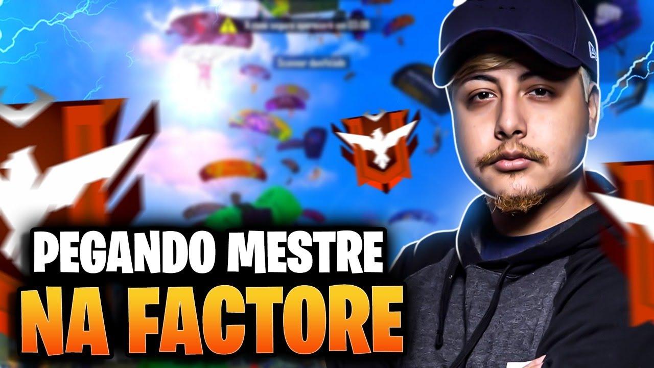Download 🔥VOU PEGAR MESTRE EM CIMA DA FACTORY SOLO🔥 FX MAX GAMES -  FREE FIRE - AO VIVO - LIVE  🇧🇷 🇧🇴