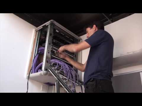 Data Cabling IP Infrastructure Upgrade