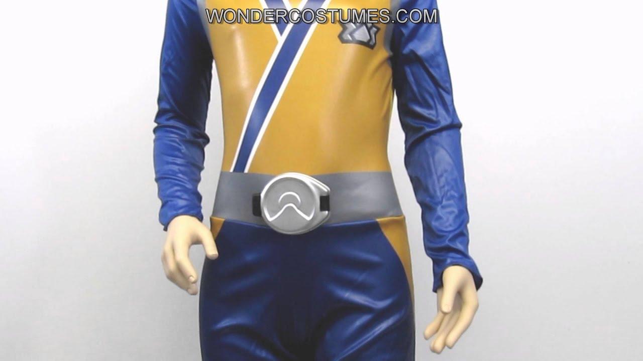 Power Rangers Child Costume