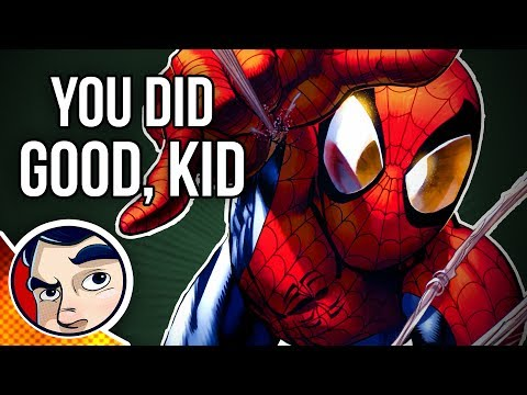 """Ultimate Spider-Man """"The Death of Spider-Man"""" - Complete Story"""