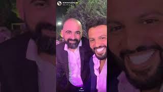 سنابات يعقوب بوشهري في لبنان عرس البرنس😂😂
