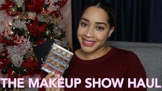 THE MAKEUP SHOW HOLIDAY POP-UP HAUL: STILA, SMITH COSMETICS, & MORE