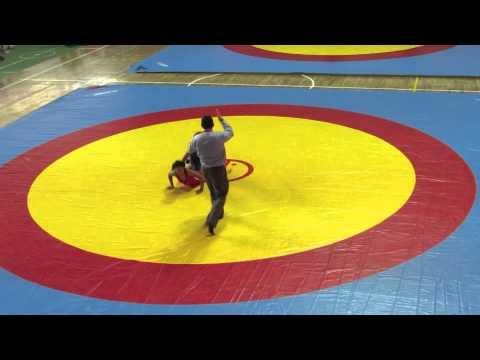 2012 Cadet Pan-American Championships: 46 kg Venezuela vs. Peru