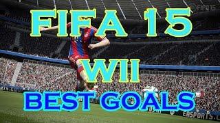 FIFA 15 Wii BEST GOALS TOP 10