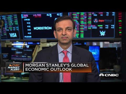 Morgan Stanley's chief economist on global economic outlook