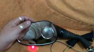Motorcycle Mirror MP3 Player Speaker with FM/SD - DealExtreme - Espelho p/motos com rádio FM e MP3