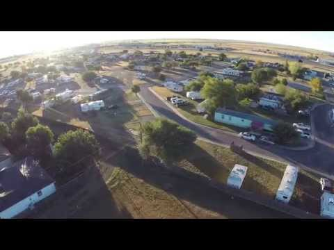 Amarillo Ranch RV Park Video Footage