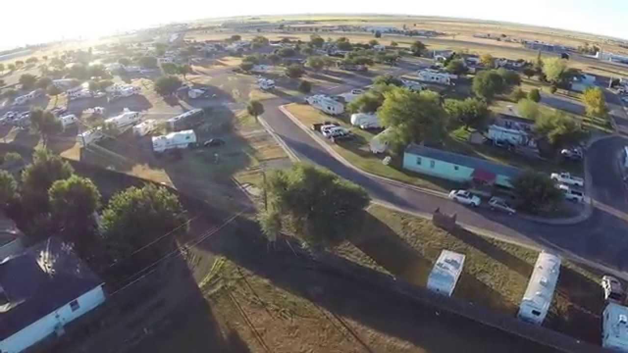 Amarillo Ranch RV Park Video Footage