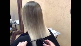 видео Русская Рапунцель показала, как выглядят волосы, если их не стричь 13 лет