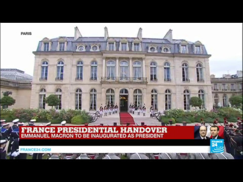Macron inaugurated President: Alexis Kohler appointed Secretary General of the Elysee Palace