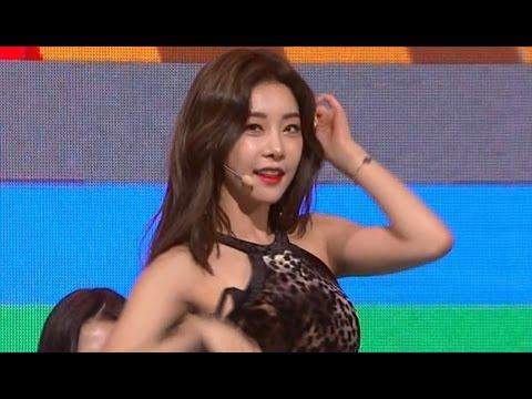 Girl's Day(걸스데이)_I`ll Be Yours @M Countdown(엠카운트다운) 20170413