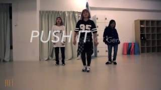 rei haruka muto hiphop push it by o t genasis