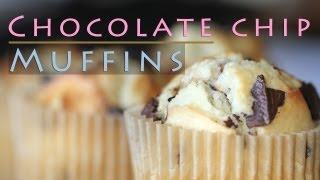Easy Chocolate Chip Muffins Re…