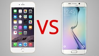 Fight : iPhone 6 contre Galaxy S6 !