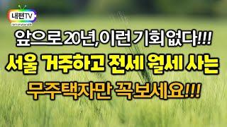 서울거주 전세 월세 사는 무주택자 서울시 장기전세주택 …