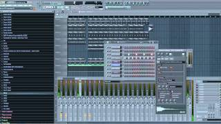 FL Studio Tutorial: Pitbull ft. Havana Brown & Afrojack - Last Night